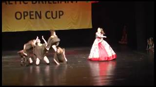 DANCE STUDIO MILAGRO – «TIME FOR HEROES»