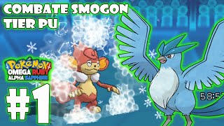 ★POKEMON SMOGON TIER PU COMBATE WIFI #1 ARTICUNO SWEEP★