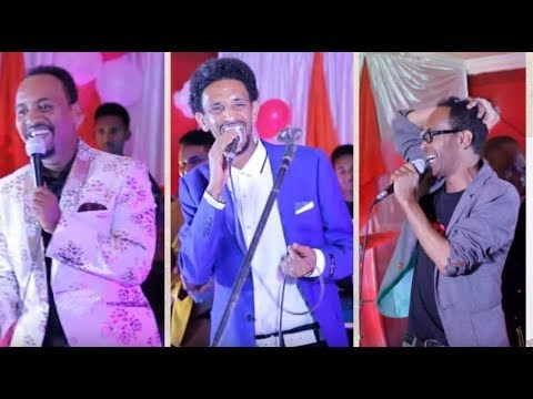 Eseyas Salih Rasha Live Performance Eritrean Music |Official Video-2019| Part 1 Maico Records
