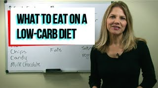 You've Cut Carbs...Now What Do You Eat?