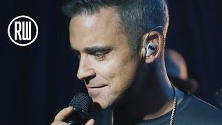 Robbie Williams | The Heavy Entertainment Show - Live for Magic Radio
