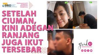 GEGER Video Zara & Okin, Netizen Kini Riuh Bahas Foto Mesranya Satu Persatu Terbongkar