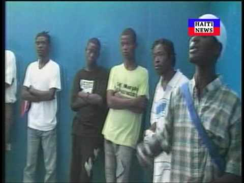 HAITI NEWS DESK WITH VALERIO 6 6 09 PART # 3