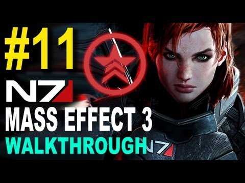 Mass Effect 3 Walkthrough Part 11 – From Ashes 1/4 – Recover Prothean Artifact(Xbox360,PS3,PC)_