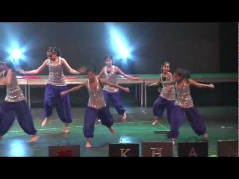 Shahrukh Khan Tribute - Shiamak's Winter Funk 2011 (Vancouver)