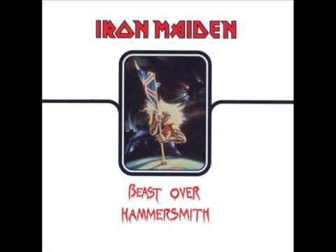 Iron Maiden - Iron Maiden - Different World