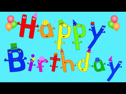 The Happy Birthday Song video