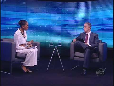 Kennedy Alencar entrevista a ex-senadora Marina Silva