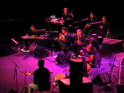 Omar Faruk Tekbilek ft. Tomatito @ Festival Grec 2012, Men Sana Gurban