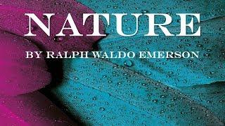 NATURE By RALPH WALDO EMERSON Essay Full Audio Book