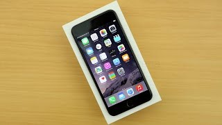 Apple iPhone 6S Plus Unboxing Video (128GB Space Grey)