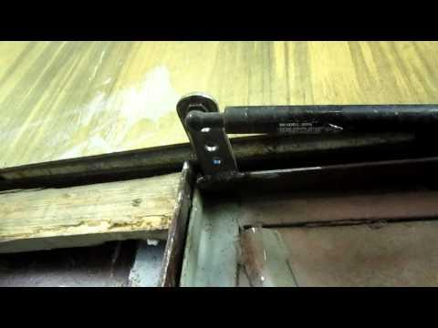 Амортизатор для входной двери своими руками