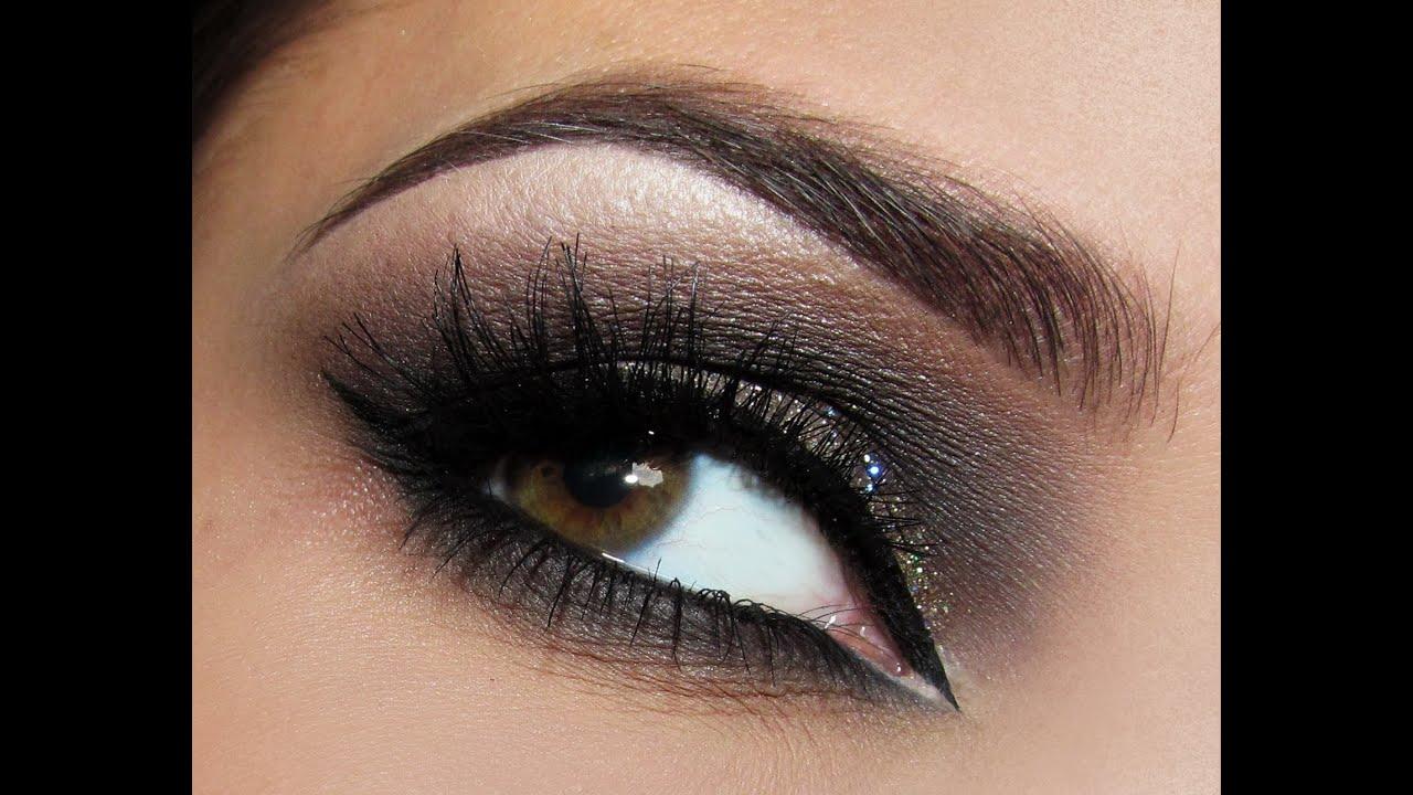 Как сделать дымчатый макияж глаз пошагово: фото-уроки 53