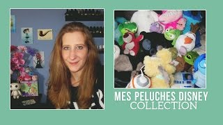 ♡ Mes peluches Disney - Collection ♡