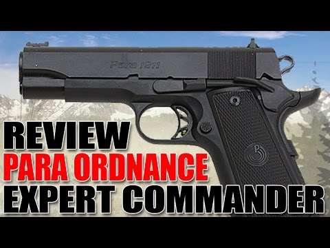 Gun Review: Para Ordnance Expert Commander 1911