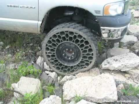 Non Pneumatic Tire - Airless Tire