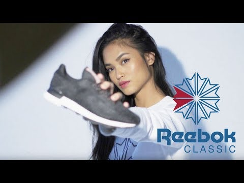 Sharina Gutierrez is a True Classic | Always Classic | Reebok