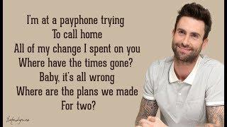 Payphone Maroon 5 Ft Wiz Khalifa