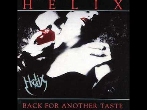 Helix - Heavy Metal Cowboys