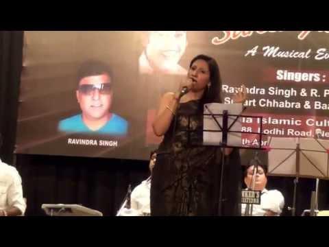 Akhiyon Ko Rehne De Akhiyon Ke Aaspas sung by singer Simrat...