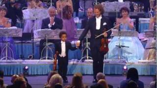 André Rieu with Akim - Dance of the Fairies