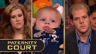 Man and His Husband Accuse Woman of Lying About Paternity (Full Episode) | Paternity Court