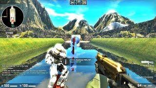 CS:GO - Zombie Escape Mod - ze_Phantasy_escape_v1 - GFL Server