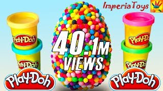 GIANT EGG DIPPIN DOTS THOMAS & FRIENDS HELLO KITTY SPIDER-MAN MINNIE CARS PAW PATROL ImperiaToys