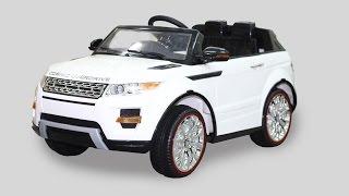 Xe điện trẻ em Ranger Rover SX118 | Thiên đường của bé