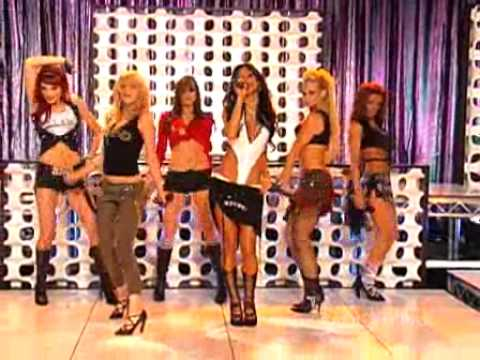 Pussycat Dolls- Buttons & Beep video