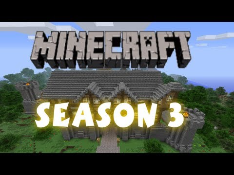 Minecraft - Entering The Twilight Forest (S03 E13)