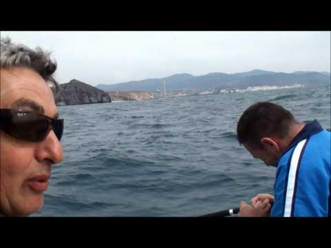 pesca en Carboneras 11.pesca con vivo