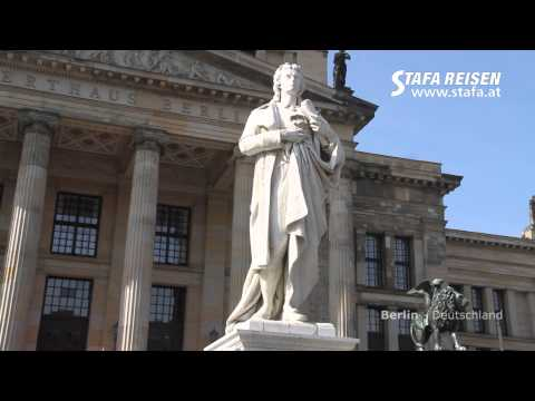 STAFA REISEN Reisevideo: Berlin, Deutschland