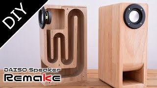 Modified cheap $3 speaker - Awesome sound quality
