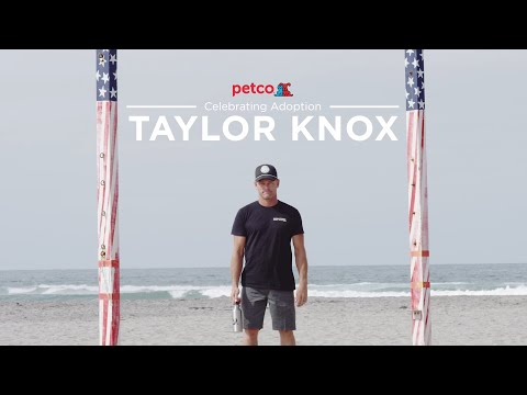 Thumbnail image for 'Pro Surfer Taylor Knox and the Little Lady that Keeps Him on His Toes'