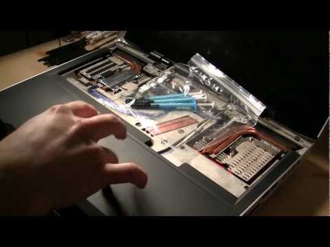 Alienware M17X R2 laptop GTX580 video card upgrade
