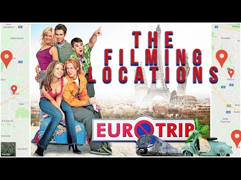 FILM LOCATIONS Of EUROTRIP The Film (2004): How To Visit All The Locations In Prague