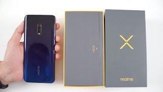 Mở hộp Realme X quá ngon mà không có hàng chính hãng