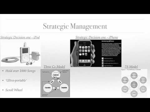 Apple Inc Presentation - Strategic Management