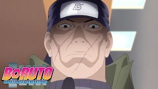 Ibiki Morino: Team 40 Leader | Boruto: Naruto Next Generations