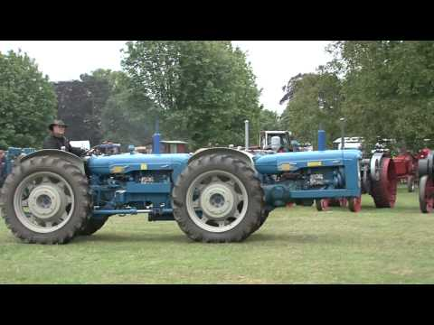 Newby Hall 6th Annual Vintage Tractor Show