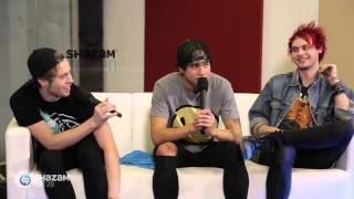 Download Lagu FULL INTERVIEW: 5SOS Shazam-A-Hang Part Two! Gratis STAFABAND