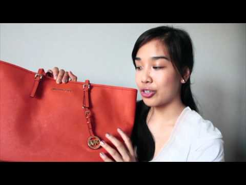 Bag Review  Michael Kors Jet Set Travel Tote