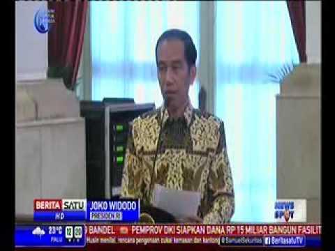 Jokowi Apresiasi Satgas 115 Tangani Ilegal Fishing