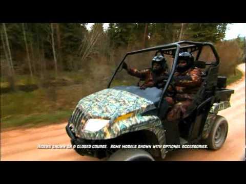 2011 ARCTIC CAT Prowler XTX 700 Work Utility ATV