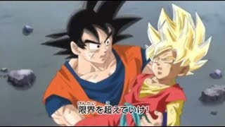 Dragon Ball Heroes Power Levels