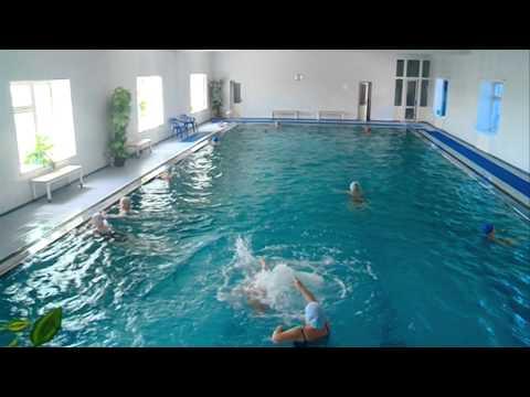 Санаторий лаба бассейн