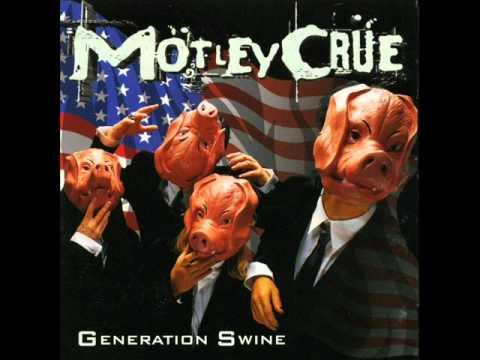 Motley Crue - Confessions