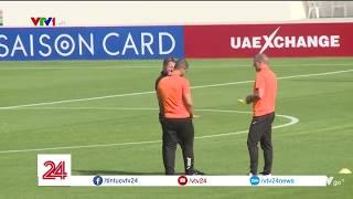 Đội tuyển Jordan và công nghệ bóng đá 4.0 | VTV24