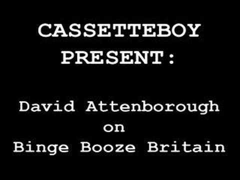 Cassetteboy vs. David Attenborough